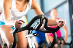 Rhabdomyolysis has been seen in people after spin class