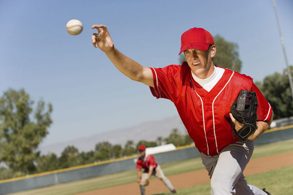 Tommy John surgery common among baseball pitchers