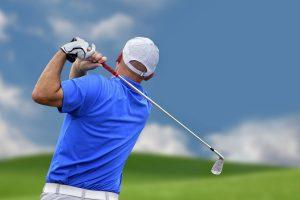 Golf after hip replacement surgery