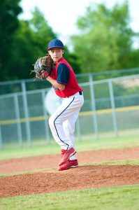 Youth baseball pitchers can suffer elbow injuries