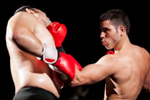 Throwing a punch could cause a boxer's fracture