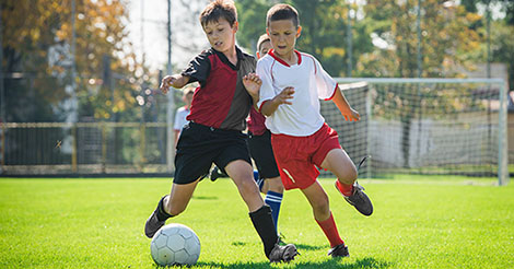 Rest is important in youth sports