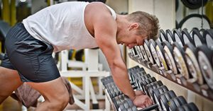 Weightlifting has been associated with rhabdomyolysis
