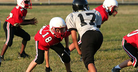 Stay safe in football and other fall sports